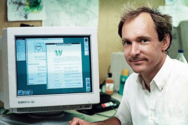 تیم برنرز-لی - مخترع وب و HTML
