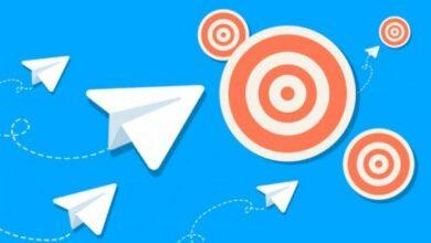 تلگرام مارکتینگ