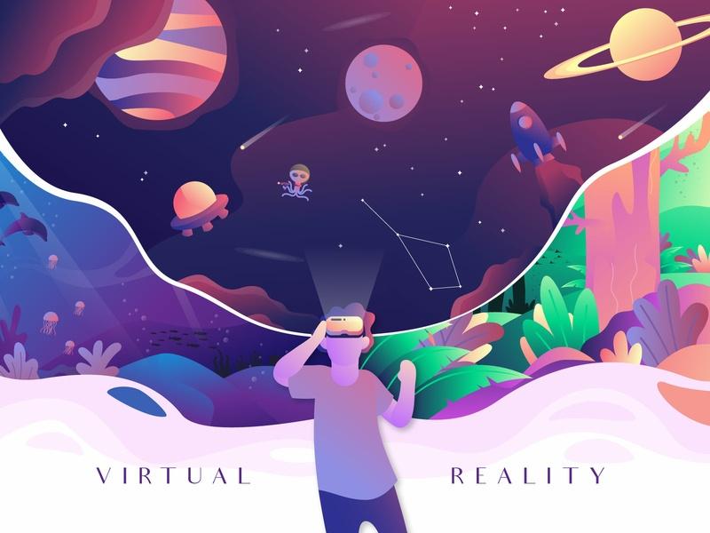 چرا واقعیت مجازی محبوب است؟